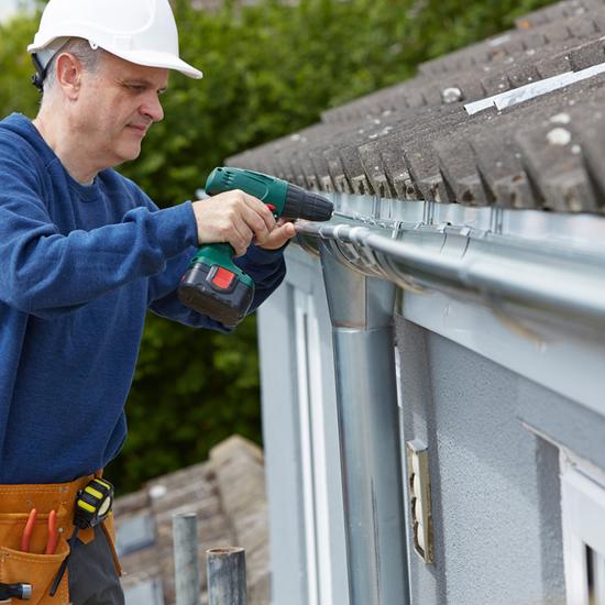 Chilton Home Improvements - Gutter Repairs